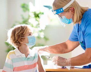 Vaccinul Moderna poate fi administrat și copiilor între 6 și 11 ani
