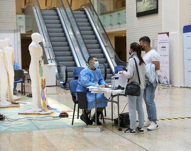 Hotărârea de Guvern care reglementează accesul persoanelor nevaccinate în mall-uri şi...
