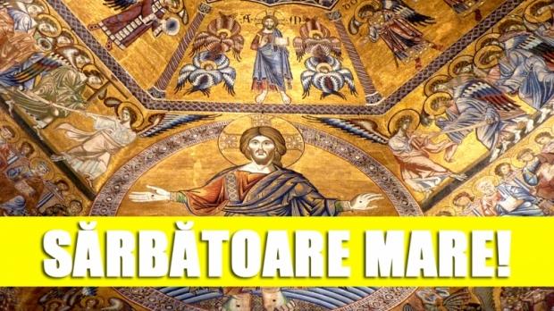 Este sărbătoare mare azi: CRUCE ROŞIE în calendarul ortodox! Ce nu este bine să faci?