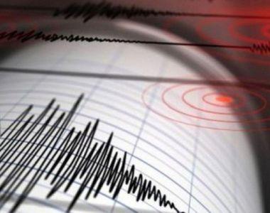 Cutremur cu magnitudinea 3 pe scara Richter în judeţul Buzău