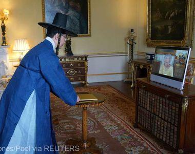 Regina Elisabeta a II-a a participat la primul eveniment după spitalizarea recentă