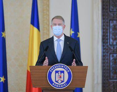 Klaus Iohannis, vizită de stat în Egipt. Se va întâlni cu președintele Abdel Fattah...