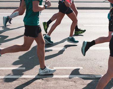 Restricții de trafic sâmbăta și duminică în București. Are loc Maratonul Internațional