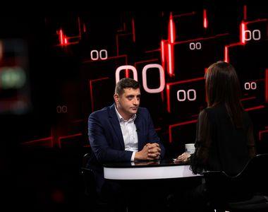 """George Simion, liderul AUR, invitatul de duminică, la """"40 de întrebări cu Denise Rifai"""""""
