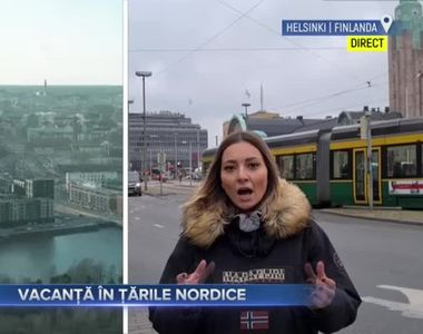 Vacanță în țările nordice