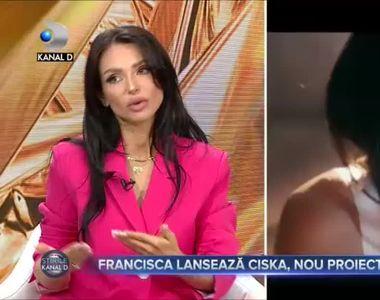 Francisca lanseză Ciska, nou proiect muzical
