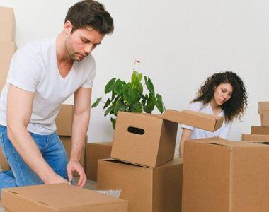 3 paşi pentru mutarea într-o altă casă, în cele mai bune condiţii