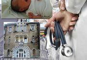 Alţi trei bebeluşi de la Maternitatea Panait Sârbu, internaţi la Spitalul Grigore Alexandrescu cu suspiciune de infecţie cu stafilococ auriu