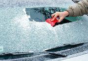 Cum să dezgheți mai repede mașina! Sfaturi utile pentru șoferi pe perioada iernii