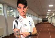 Un atlet are istoria României tatuată pe brațe! Războinicul dac lupta să ajungă la Jocurile Olimpice