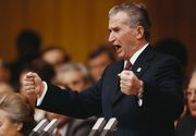 Nicolae Ceausescu a pierdut alegerile intr-o comuna din judetul Olt! Un mecanic cu acelasi nume ca al dictatorului nu a avut succes la electorat