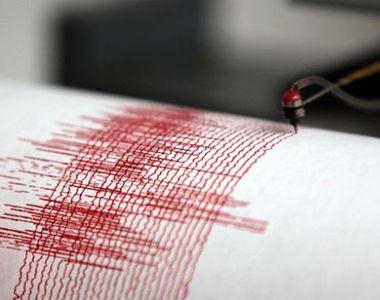 Un nou cutremur cu magnitudinea 3,9 s-a produs sambata in zona seismica Vrancea. E al...