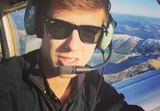 Povestea lui Bogdan este de Oscar! A ajuns pilot in aviatia civila la 22 de ani si spera la un salariu de peste 2.000 de euro!