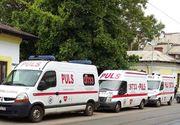 """Ambulantele Puls au fost """"trase pe dreapta""""! Abia astazi, firma privata si-a intrerupt activitatea"""