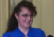 Irina Radu, noul presedinte al Televiziunii Romane! Liberalii nu au sustinut nominalizarea ei!