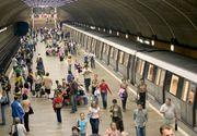 Metrorex va dota statiile de metrou cu benzi speciale pentru nevazatori!