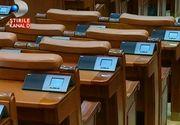 VIDEO Parlamentarii si-au luat vacanta electorala, pe banii cetatenilor!