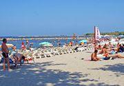 Litoralul romanesc, mai mare cu 33 de hectare. De cand se vor putea bucura turistii de plaje mai largi