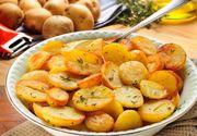 Consumul de cartofi creste presiunea arteriala! Specialistii spun ca acest obicei nu este benefic pentru organism!