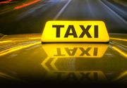 Un taximetrist a fost lovit in cap cu pistolul de doi clienti pe care i-a luat din Centrul Vechi
