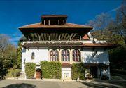 Conacul familiei Bratianu a fost scos la vanzare pentru 2 milioane de euro! Domeniul de la Stefanesti arata fabulos, are ferma, capela, gara si observator astronomic
