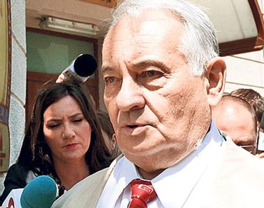 Academicianul Alexandru Bogdan a fost trimis in judecata de DNA