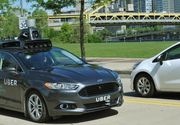 Uber a testat in Pittsburgh masinile care se conduc singure! Compania are in plan introducerea vehiculelor autonome pana in 2020