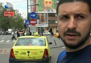 Te iei cu mainile de cap! Uite cum este semnalizata o strada din Bucuresti! E obligatoriu dreapta, dar toata lumea face stanga! De ce?