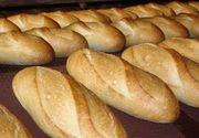 Dezvaluiri: 25 de tiruri cu paine congelata intra zilnic in Romania