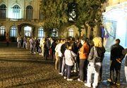 """Zeci de mii de bucuresteni au participat la actiunea """"Noaptea muzeelor"""""""