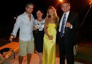 Fata lui Victor Ciorbea este casatorita in Statele Unite cu un mare afacerist! Chandler Reedy este sef intr-o companie de investitii care gestioneaza 35 de miliarde de dolari!