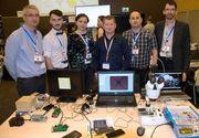Cercetatorii de la Universitatea Valahia din Targoviste au castigat 2 din 3 probe la concursul international de microrobotica de la Stockholm