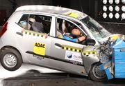 Uite ce se intampla in cazul unui accident ca al lui Dan Condrea! Soferul n-ar fi avut nicio sansa sa supravietuiasca!