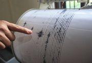 Cutremur de 3,2 grade pe scara Richter in Vrancea!