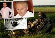 Cat de mult seamana accidentul lui Dan Condrea cu cel al lui Dumitru Tinu! Fostul jurnalist a murit in urma cu 13 ani, iar fiul sau sustine ca ar fi fost omorat