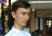 Un elev din Iasi, admis la doua facultati din Romania, inainte de Bac.