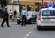 Un barbat a evadat in arestul Politiei Capitalei. I-a pacalit pe agentii de politie folosind alte haine si o identitate falsa