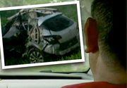 Accidentul lui Dan Condrea a fost provocat? Marturiile facute de un sofer care spune ca s-a intersectat cu masina patronului Hexi Pharma, inainte sa se izbeasca de copaci
