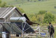 Ciobanii au intrat in era tehnologiei. Datorita panourilor fotovoltaice, au apa calda si curent la stana