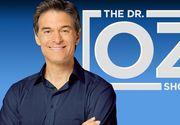 Interviuri de exceptie marca Kanal D! Celebrul Dr. Oz, pentru prima data in Romania!
