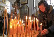 "Un preot dintr-o comuna din Vrancea si-a deschis o ""fabrica"" ilegala de lumanari chiar in propria casa"