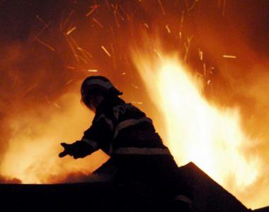 Incendiu la un hotel din Predeal. 120 de turisti au fost evacuati din cladire