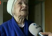 Ea este tanti Varvara, cea mai batrana femeie din Romania! Are 107 si traieste singura! Povestea ei e rupta parca dintr-un film!