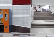Metroul bucurestean se modernizeaza! Se instaleza aparate noi de vandut cartele!