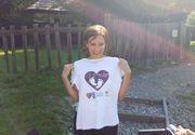 Presedintele Iohannis a venit pe bicicleta la maratonul de la Sibiu! Prima Doamna a alergat pentru bebelusii internati la Terapie Intensiva!
