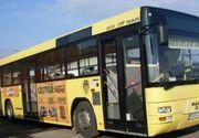 Autobuz furat din statie de un tanar, la Ploiesti