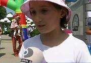 A venit caldura! Strandurile si parcurile din Bucuresti au fost pline ochi de copii! Micutii au sarbatorit 1 iunie in avans!