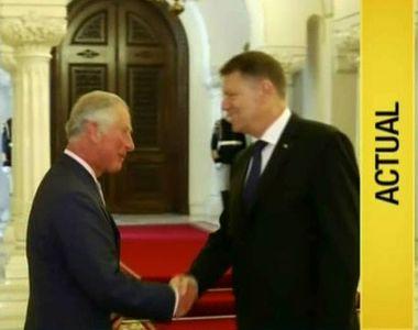 Printul Charles, in Romania: Alteta Sa Regala a oferit o lectie de bun simt, in timpul...