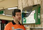 Idee foarte buna! Bucurestiul a fost impanzit de defibrilatoare automate! Se gasesc in statiile de metrou si in institutiile publice!