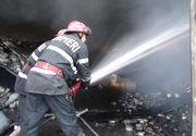 Incendiu la Penitenciarul din Craiova! Trei detinuti au fost raniti!